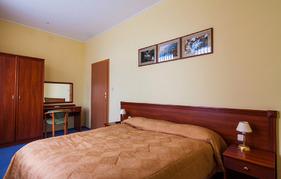 Двокімнатний люкс (велике ліжко)