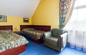 Двокімнатний люкс (окремі ліжка)